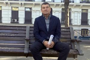 独警察、オニシチェンコ氏拘束を確認せず