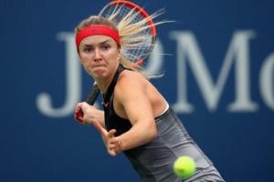 Свитолина вышла в полуфинал теннисного турнира в ОАЭ