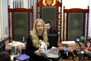У справі Супрун призначили нового суддю