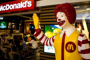 McDonald's has invested 7.5 billion in Ukraine over 23 years