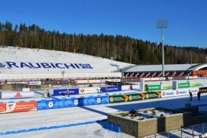 Чемпионат Европы по биатлону в Беларуси продолжат смешанные эстафеты