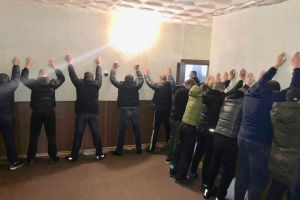 В Кривом Роге - масштабная операция проти наркодилеров, 18 задержанных