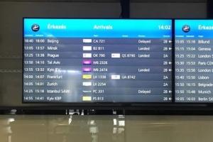 ハンガリーとエストニアの空港でも、ウクライナ首都名をKievからKyivへ変更