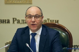 Parubiy, Taylor discuss support for Ukrainian army and navy