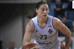 Баскетбол: капітан жіночої збірної України Аліна Ягупова гратиме у WNBA