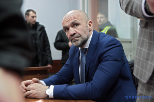 UAH 2.5 mln bail posted for Kherson Regional Council chairman