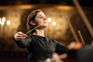 Українська диригентка Оксана Линів виступить з концертом в Лінці