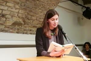 Українська письменниця Тетяна Малярчук представила у Відні роман про Липинського