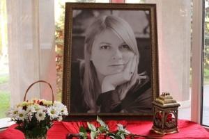 Une des rues principales de Kherson a été nommée en l'honneur de Kateryna Handziuk