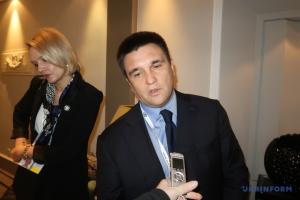МЗС не взаємодіє з Медведчуком у жодних реаліях — Клімкін