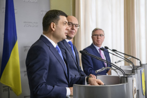 Prime minister lays out priorities of cooperation between Ukraine and EU
