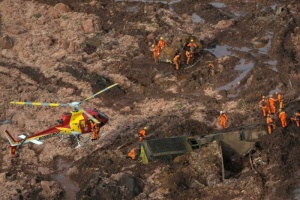 Прорыв дамбы в Бразилии: количество погибших возросло до 169