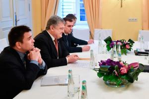 """Poroshenko: El paquete de """"sanciones de Azov"""" fue examinado y aprobado"""