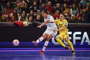 Футзал: жіноча збірна України програла півфінал Євро-2019