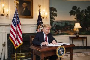 Трамп подписал указ о создании космических войск