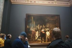 Музей в Амстердаме открыл крупнейшую выставку работ Рембрандта