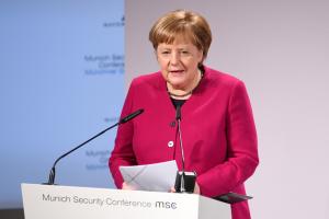 Merkel: Ukraine soll ein Gastransitland bleiben