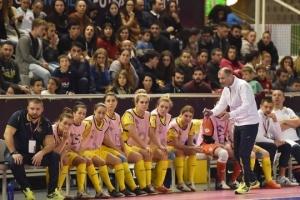 Наставник українських футзалісток: Команда прагнула фіналу, але суперниці були сильнішими