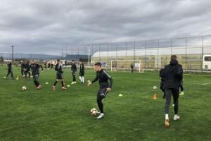 """Футбол: """"Зоря"""" зіграла внічию з казахстанським """"Шахтарем"""" на зборі у Туреччині"""
