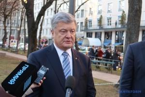 Poroshenko: Russia may start 'Baltic crisis' because of Nord Stream 2
