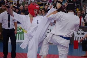 В Полтаве состоялся Открытый Кубок Украины по киокушин каратэ