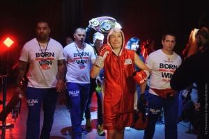 Український боксер Малиновський піднявся на перше місце в рейтингу WBO