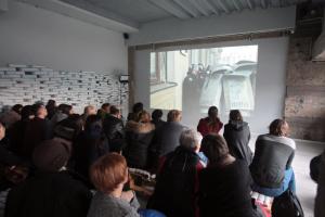 В Киеве стартовал открытый показ документального кино о Революции достоинства