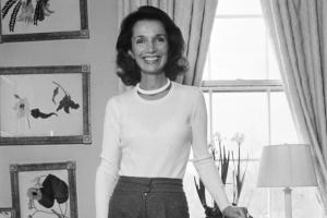 Умерла Ли Радзивилл, сестра Джеки Кеннеди