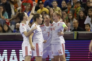 Іспанія виграла жіночий чемпіонат Європи з футзалу
