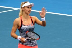 Цуренко пробилась в третий круг теннисного турнира в ОАЭ