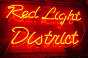 В Амстердаме хотят реформировать квартал красных фонарей