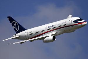 В Європі відмовилися від російських літаків Sukhoi Superjet