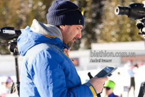 Биатлон: Прокунин назвал состав сборной Украины на индивидуальную гонку ЧЕ