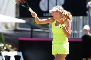 Теннис: Киченок потерпела поражение на старте парного турнира WTA в Дубае