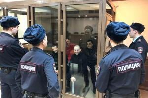 Керченська криза: обвинувачення всім полоненим морякам висунуть до 9 липня