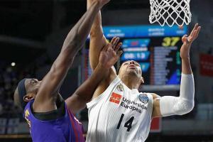 """Баскетбол: """"Реал"""" погрожує знятися з чемпіонату Іспанії через рішення суддів"""