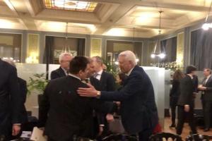 Клімкін і міністри ЄС у Брюсселі говорили про моряків, вибори та Nord Stream 2