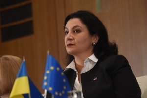 Vice PM Klympush-Tsintsadze calls on lawmakers to focus on European integration bills