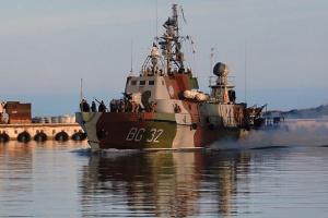 Корабли, авиация и артиллерия: на Азове провели масштабные учения ВСУ