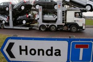 Нonda готується оголосити про закриття свого заводу у Британії - ЗМІ