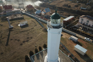 Санжейський маяк: убегающая достопримечательность
