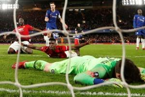 «МЮ» обыграл «Челси» и вышел в 1/4 финала Кубка Англии