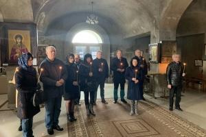 У Грузії вшанували пам'ять Героїв Небесної Сотні