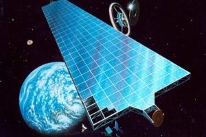 Китай строит первую космическую электростанцию