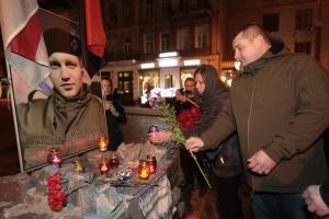 В Киеве прошли мероприятия, посвященные памяти Героев Небесной Сотни