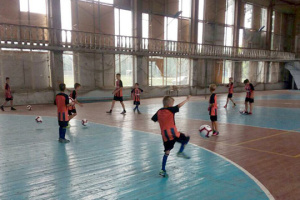 "Футболисты ""Шахтера"" помогут восстановить спортзал на Донетчине"