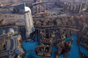 Селфи с самого высокого здания мира можно сделать, не выходя из аэропорта