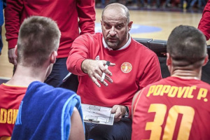 Баскетбол: Сборная Черногории понесла кадровые потери перед матчем с Украиной