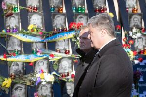 Туск: Украинцы вдохновляют всех европейцев