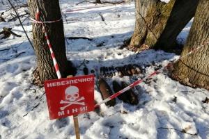 На Київщині знайшли 27 боєприпасів часів Другої світової